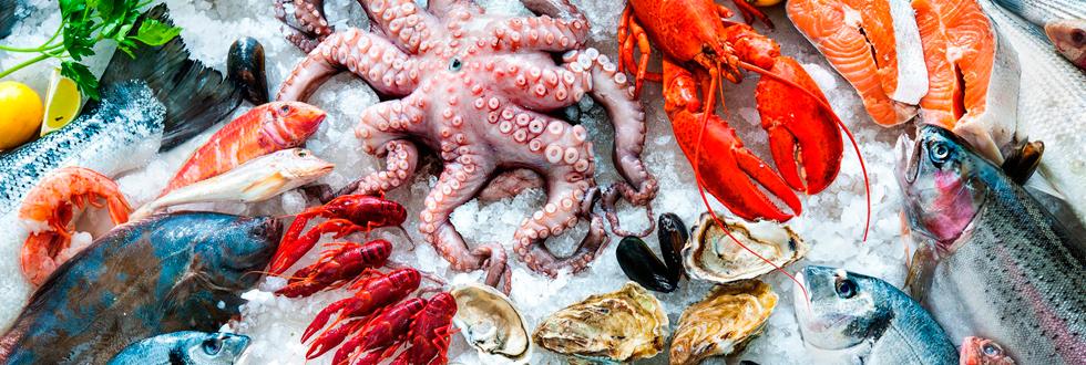 Насосы для рыбы и морепродуктов